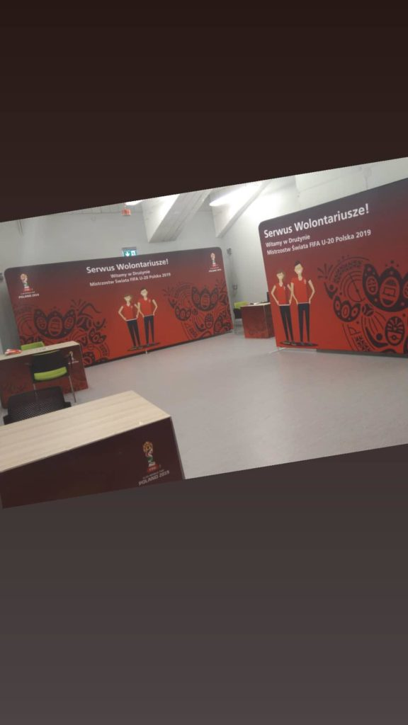 rekrutacja wolontariuszy na FIFA U20 World Cup