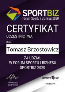 SportBiz 2020